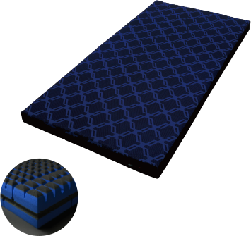 エアーSXの三つ折りタイプ